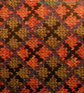 разноцветное или жаккардовое вязание