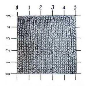 Расчет петель и рядов при вязании