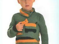 свитер для тетей