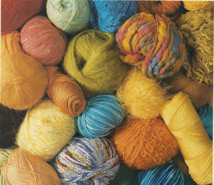 Виды ручного вязания 71