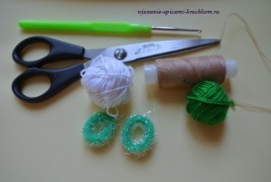 Вязание резинок материалы.